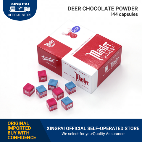 Deer Chocolate Powder Small end stick powder