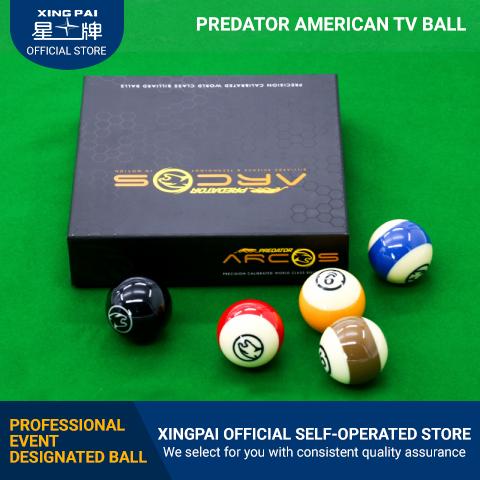 Xingpai billiards Predators Chinese TV Ball