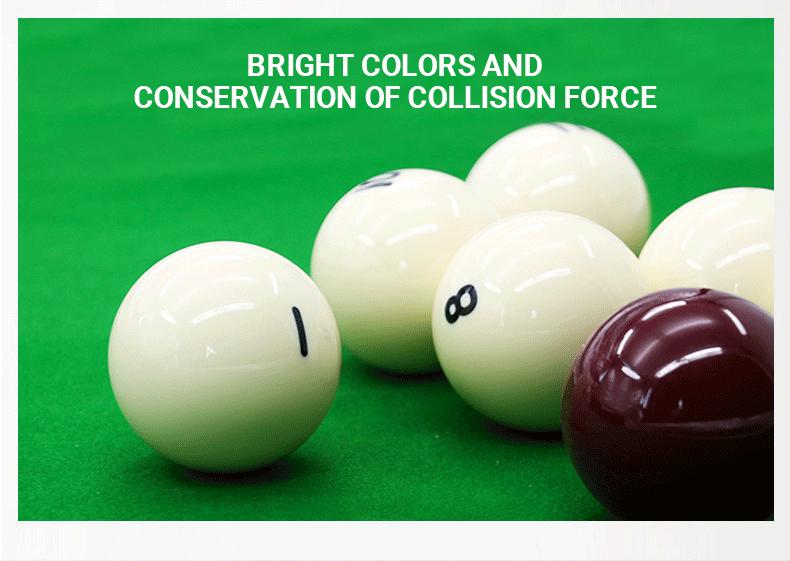 Xingpai Russian billiard balls