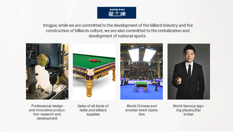 Xingpai billiard cue G-008ME