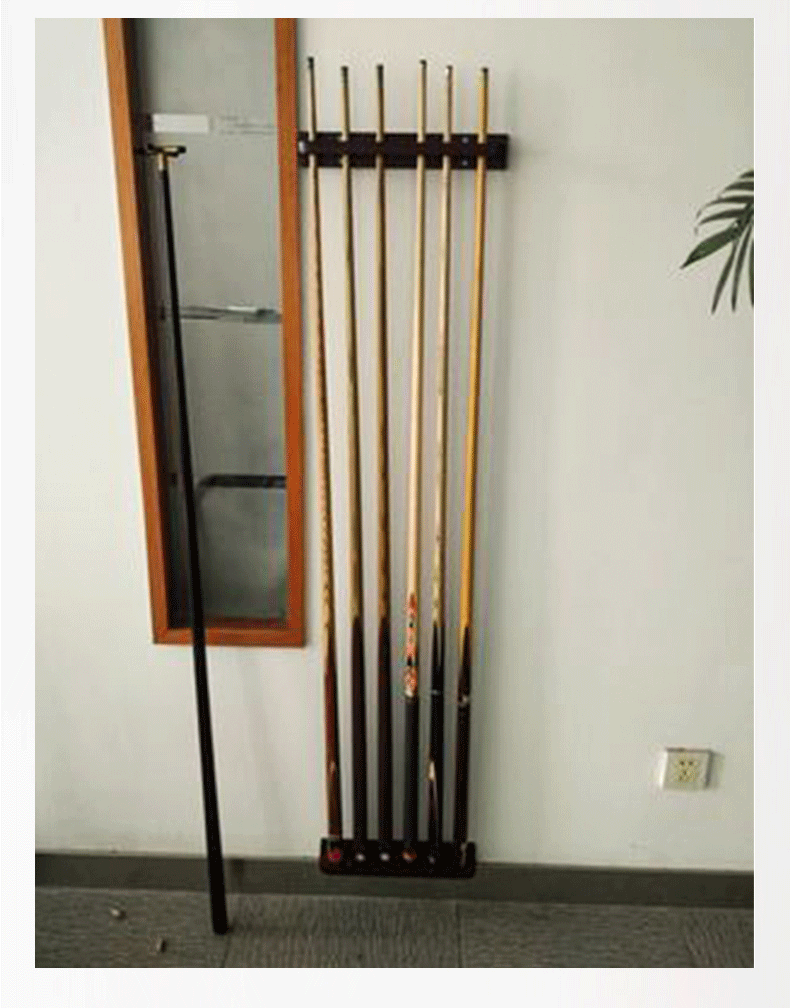 Xingpai XWQ-07 billiard cue rack