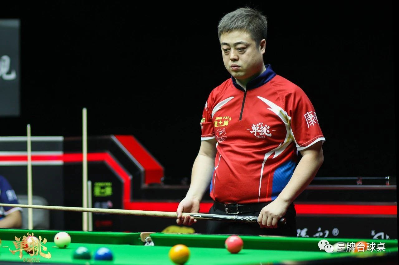 [Single Challenge] Zheng Yubo defeats Yu Haitao and the two advance to the semifinals hand in hand