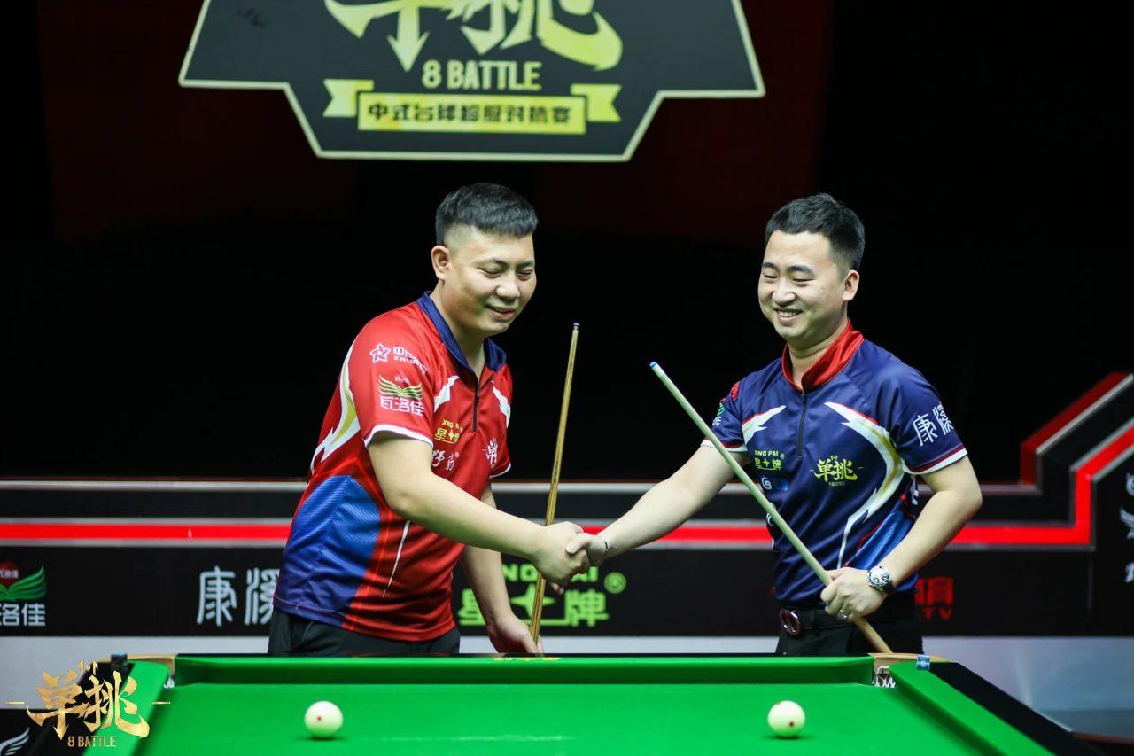 [Single Challenge] Chu Bingjie defeated Zheng Yubo in 10 consecutive rounds and Liu Haitao won the wild card tickets