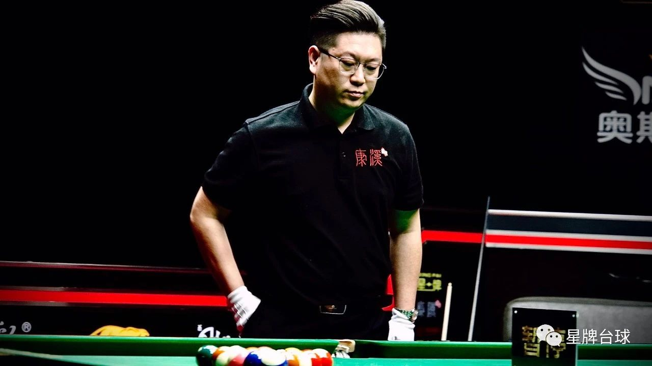 [I am a billiard player] Do you still remember the dream when you were young? At least he never forgot
