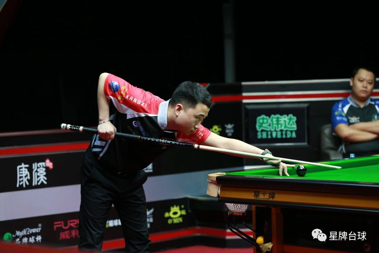 [Elite Tour Report] Popular fate is different, Yu Haitao and others are in the kick-off match